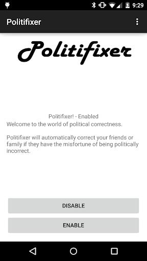 Politifixer