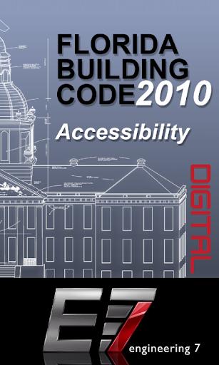 '10 Florida Accessibility Code