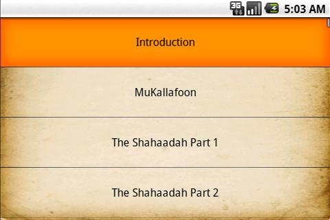 Children's FiQh - screenshot