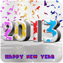 Happy New Year 2013 wallpapers icon