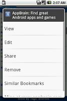 Screenshot of Diigo Bookmarks