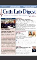Screenshot of Cath Lab Digest