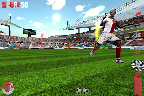 Goalkeeper Soccer World - screenshot thumbnail