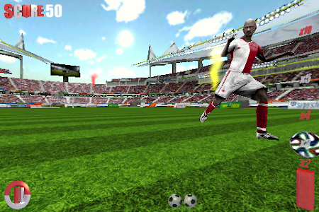 Goalkeeper Soccer World 1.1 screenshot 1375540