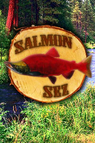 Salmon Sez FREE Version! - screenshot