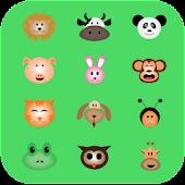Animal memory games