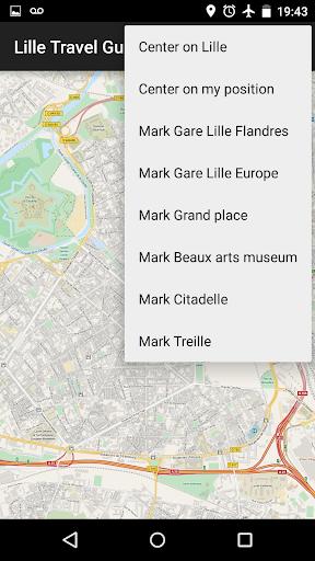 Offline Lille traveling map 1.0 screenshots 3