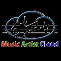 Music Artist Cloud App logo