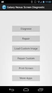 Screen Diagnostic