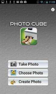 Photo Cube!- screenshot thumbnail