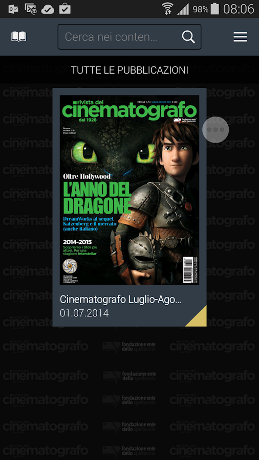 Cinematografo- screenshot