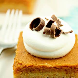 Pumpkin Butter Cake.