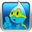 Captain Plop water saving icon