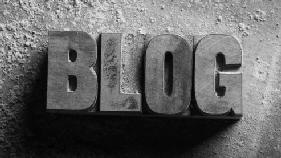 Blogging - old-fashioned
