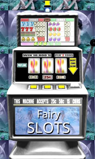 3D Fairy Slots