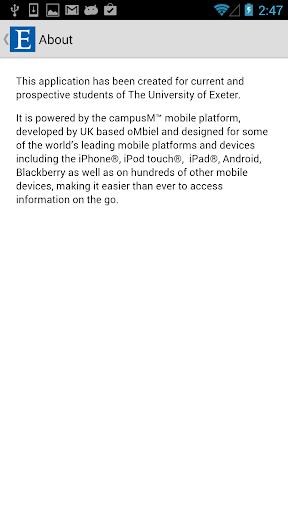 【免費教育App】University of Exeter-APP點子