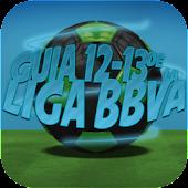 Guía Liga BBVA 2012-2013