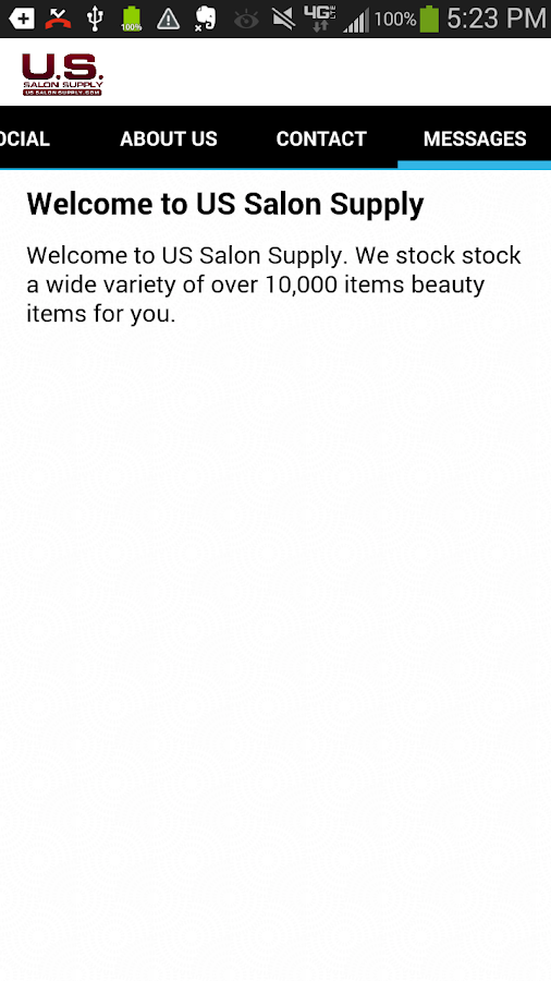 Beauty Supply- screenshot