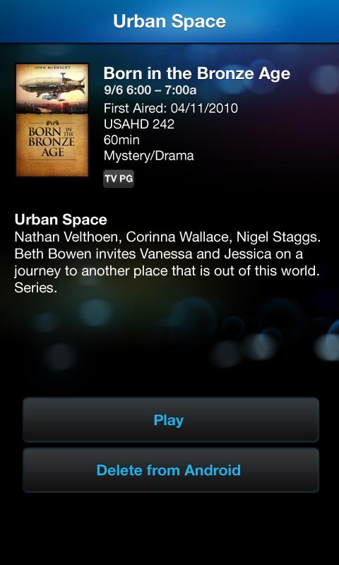 DIRECTV GenieGO - screenshot