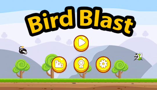 Bird Blast: Fire Shooting Bird- screenshot thumbnail