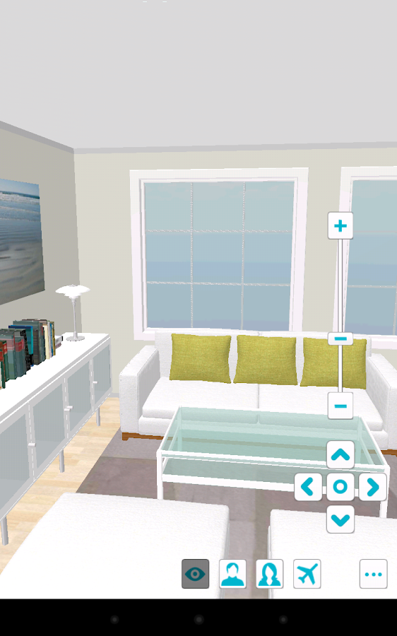 Roomsketcher android apps on google play - Google chrome 3d home design app ...