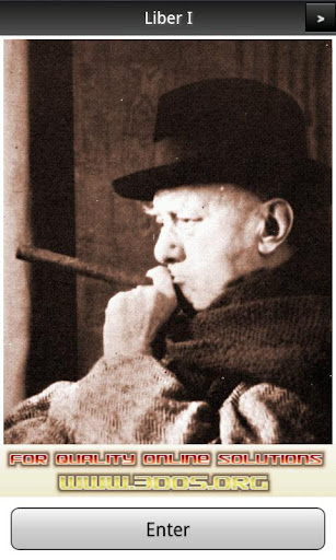 Aleister Crowley Liber I FREE