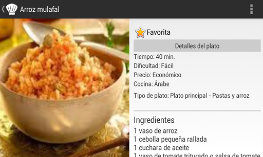 Download recetas de cocina for pc for Resetas para cocinar
