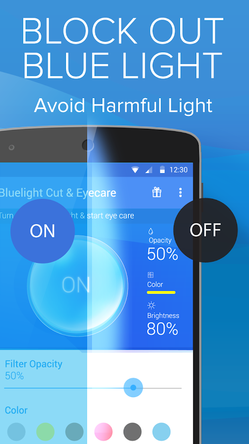 Blue Light Filter For Eye Care Android Apps On Google Play