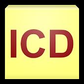 Krankenschein ICD-10 Codierung