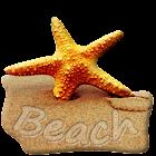 ビーチライブ壁紙 icon