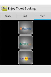 IRCTC and BUS Ticket Booking - screenshot thumbnail