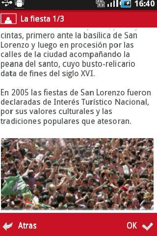 Ayuntamiento Huesca- screenshot