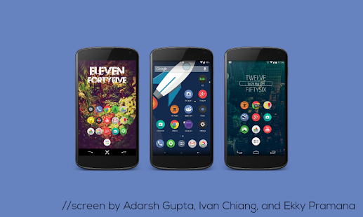 Astero PRO - Icon Pack Screenshot 6