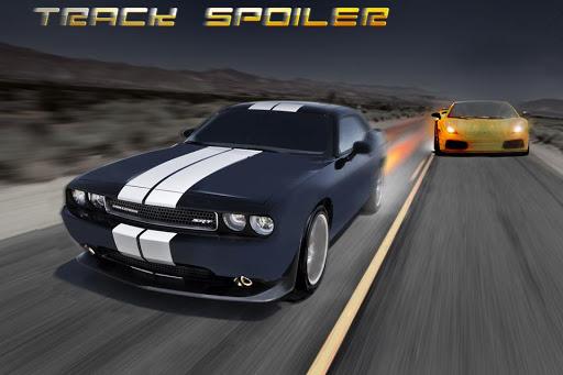 Track Spoiler Car Racing game