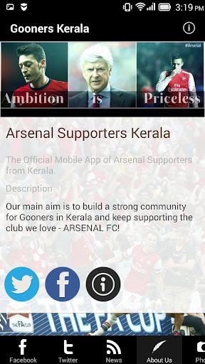 【免費運動App】Gooners Kerala-APP點子