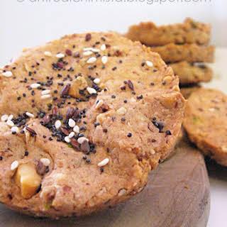 Savory Sbrisolona Cookies.