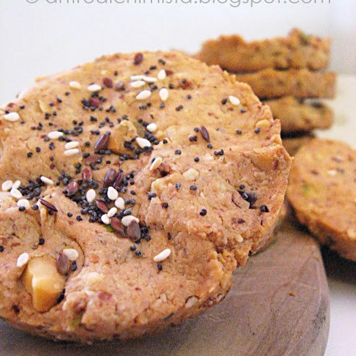 Savory Sbrisolona Cookies