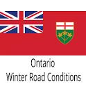 Ontario Winter Road Conditions icon