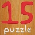 15 Puzzle Lite logo