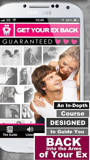 Get Your Ex Back - Guaranteed