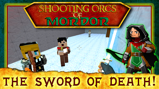 Shooting Orcs Of Mordor