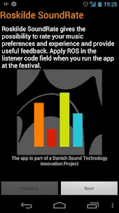 Roskilde SoundRate - screenshot thumbnail