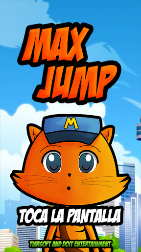 Max Jump A Doodle Adventure