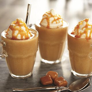 Frozen Caramel Coffee