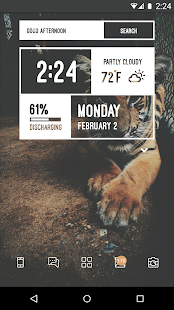 Zooper Widget Pro- screenshot thumbnail