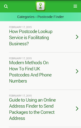 Address Finder Search 1.0 screenshot 10066