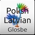 Polish-Latvian Dictionary icon