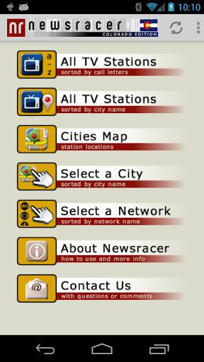 NewsRacer - Colorado FREE