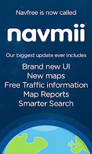 Navmii GPS USA (Navfree) - screenshot thumbnail