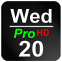 Data Barra di Stato HD Pro icon